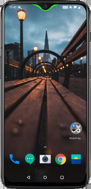 best notch apps- notch battery